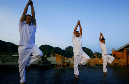 Emotion cruise - Tai chi
