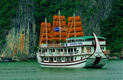 Gray Line Cruise Halong