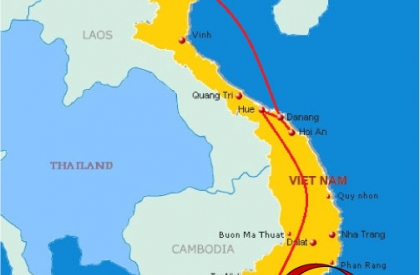 CTV10: Trans Vietnam Tour 17 days