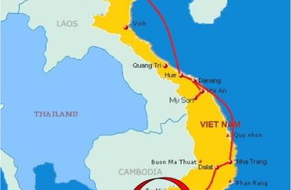 CTV11: Vietnam experience 18 days 17 nights