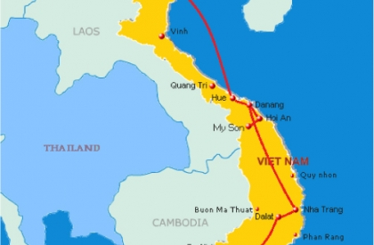CTV14: Amazing Vietnam Holiday 25 days 24 nights