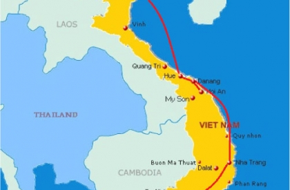 CTV15: Wonderful Vietnam Holiday 24 days 23 nights