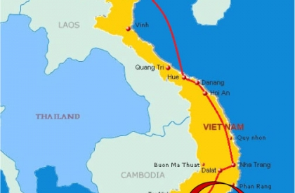 CTV8: Taste of Vietnam tour 14 days 13 nights