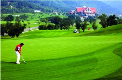 GTV2: Vietnam Golf tour 14 days from Ho chi minh