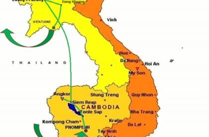 ID17: Laos and Cambodia Holida 11 days