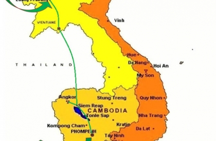 ID20: Amazing Laos & Cambodia 9 days