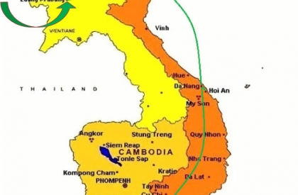 ID21: Charming Vietnam and Laos Trip 10 days