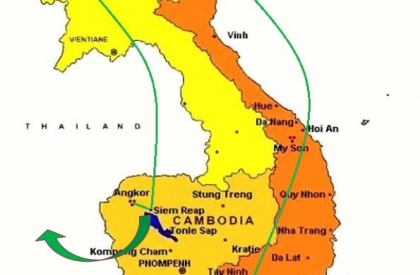 ID9: Indochina Highlight Tour 10 days