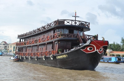 MCV1: Mekong Cruise by Le Cochinchine 2 days