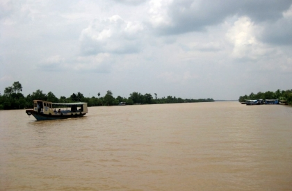 MT4: Mekong river Saigon – Phnompenh 3 days