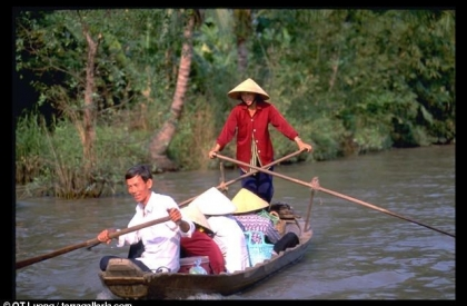 MT2: Mekong Delta  to  My Tho – Ben Tre 1 day
