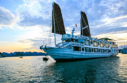 Oriental Sails cruise - overview