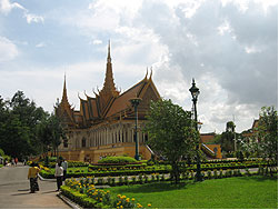 Tours start from Cambodia