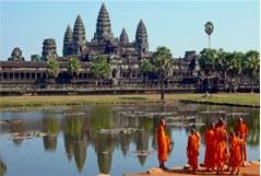 EC2: Siem reap  full day tour